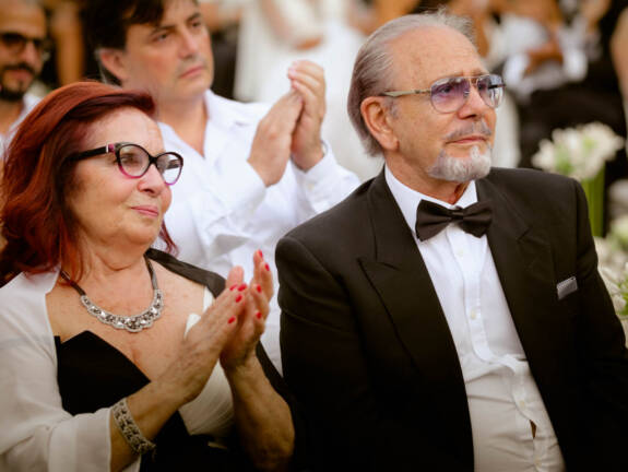 ALESSANDRO + TONY
