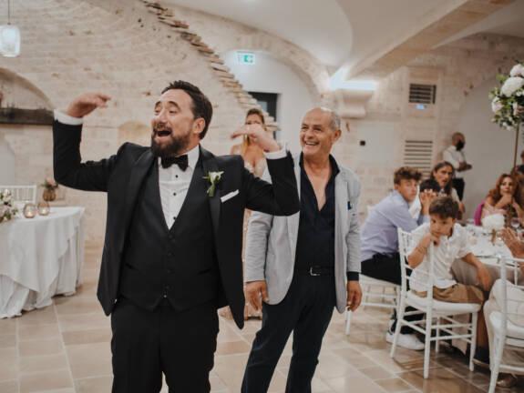 Federico + Giglia con Tiromancino
